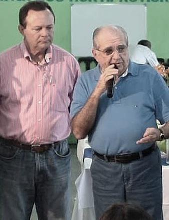 JOÃO CASTELO EM VISITA A CEASA
