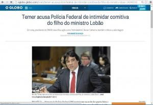 Lobão-O-Globo
