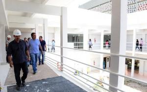 Hospital Carlos Macieira (Fotos: Nestor Bezerra)