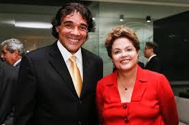 Lobão foi fiel a Dilma, mesmo ignorado