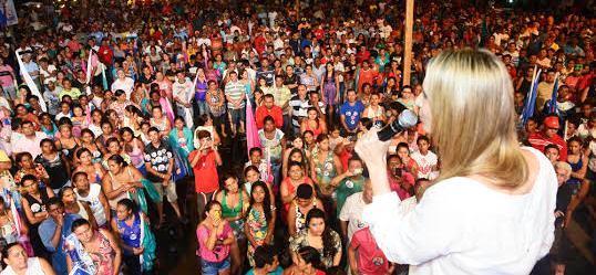 Candidata alerta eleitores sobre os acontecimentos que ocorreram no Maranhão nesta campanha