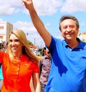 Murad com Andrea: entre os mais votados
