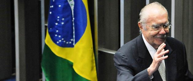 José Sarney, ícone do Maranhão