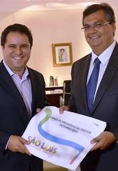 Dino e Edivaldo iniciam parceria