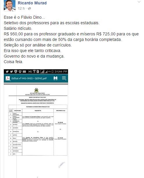 salário-servidor