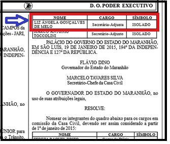 Irmã de Mauro Jorge havia sido nomeada por Dutra...