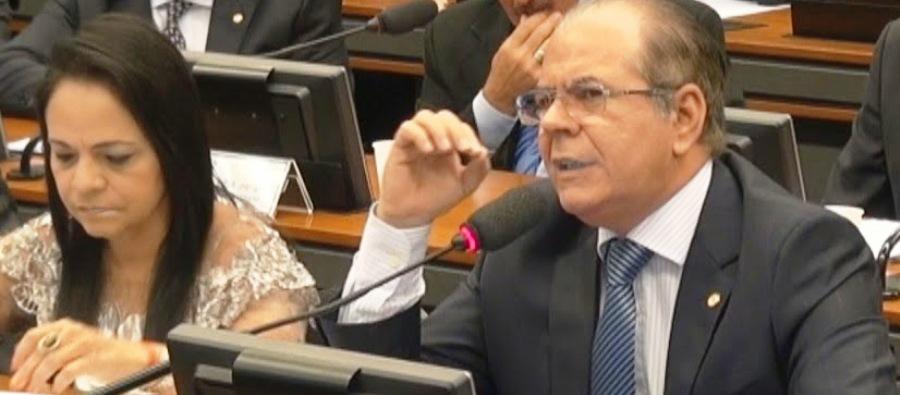 Hildo Rocha tem importante missão na Câmara Fderal