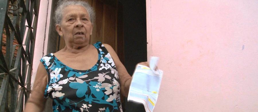 Dona Aliete Maciel agora vai ter que pagar a conta da Cemar, por que Flávio dino decidiu assim... (imagem: O EstadoMaranhão)