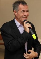 Carlos Alberto é o diretor de Comunicação da Casa