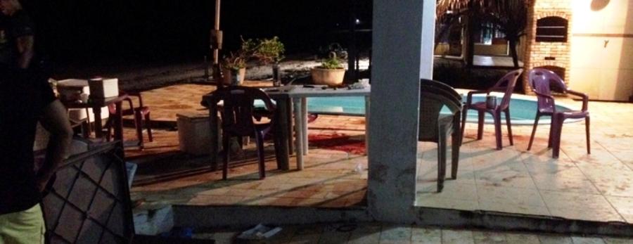 Local da chacina de Panaquatira: nem polícia escapa