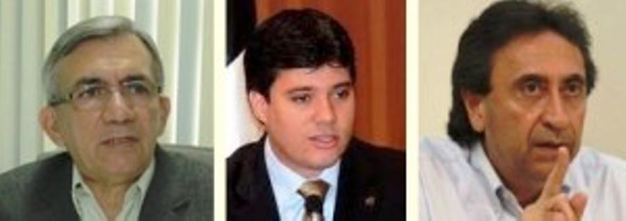 Natalino Salgado Neto Evangelista e Ricardo Murad poderão entrar na briga