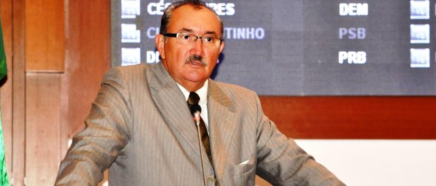 César Pires lamentou descaso do secretário de Segurança