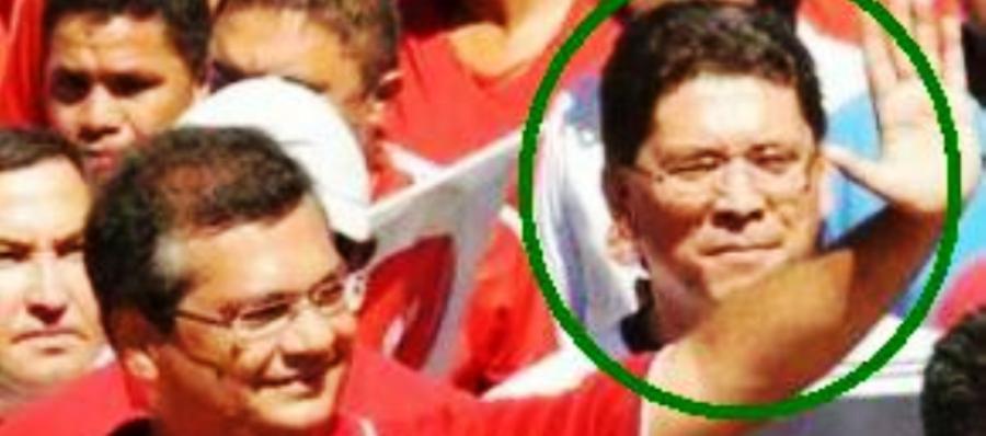 Potela é só um militante do PCdoB; e por isso foi nomeado chefe da polícia de Dino