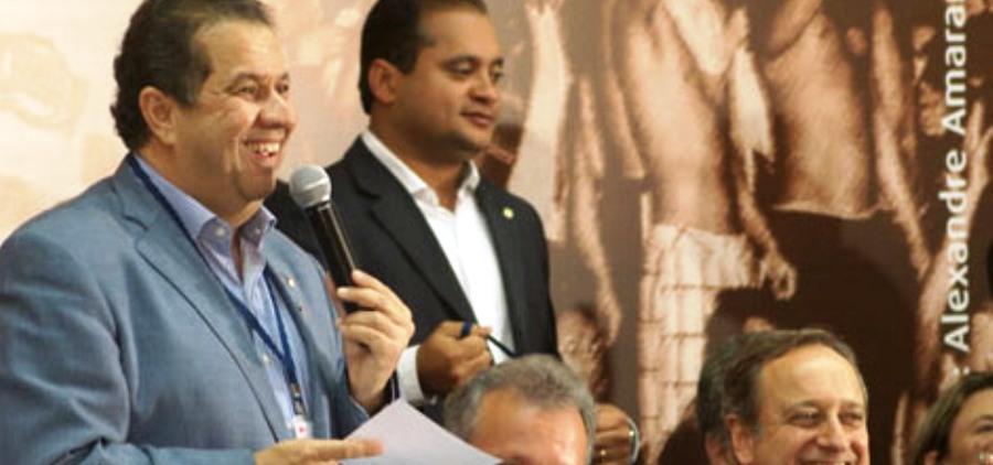Princpal líder do PDST no maranhão, hoje, Weverton terá presença forte também na Executiva Nacional
