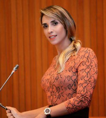 Andrea cobra do governador ações mais firmes contra a volência