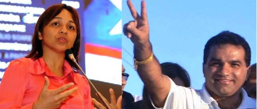 Eliziane e Joimar: potências populares em articulação eleitoral