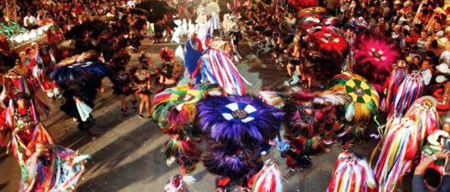 O espetáculo do Buma boi não teve mídia externa ao Maranhão no governo Flávio Dino