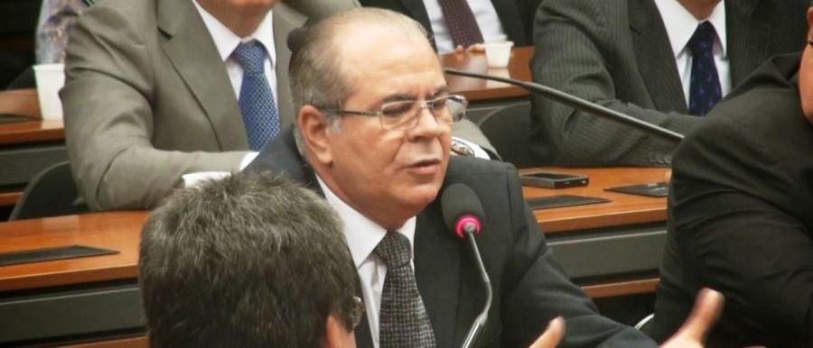Hildo Rocha: coragem para o enfrentamento a um governo que ele considera cruel