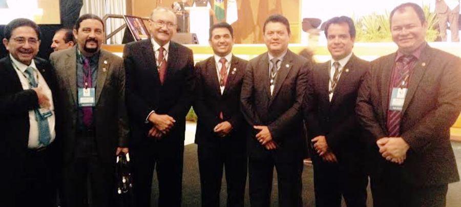 Deputados maranhenses reunidos na Unale