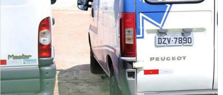 As ambulâncias usadas agora em Coroatá; todas de 2008/2009, segundo Ricardo Murad