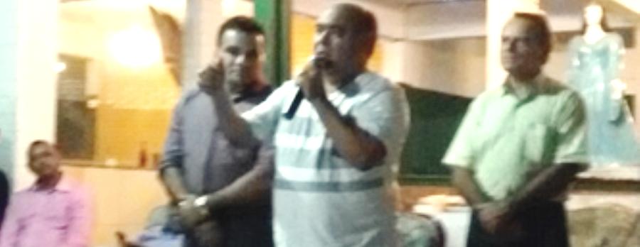 Astro, com Josimar e Hélio Soares