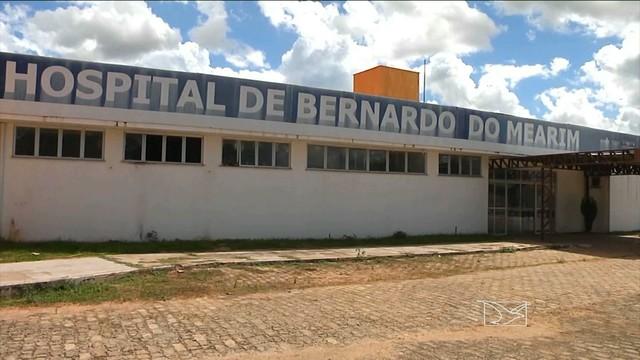 Hospital de Bernardo do mearim, em pleno funcionamento, foi fechado por causa de R$ 100 mil - meros R$ 100 mil