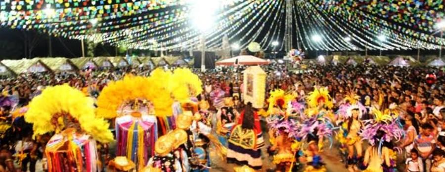 Grupos de Bumba Meu Boi se destacaram nos oito dias de festa em Santa Inês