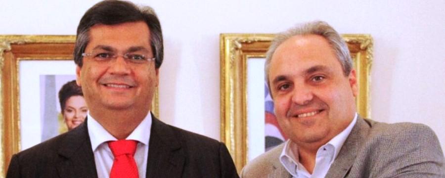 Dino e Marcelo: governador va contrariar os interesses de Márcio Jerry?