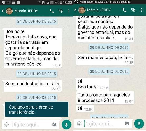 """Márcio Jerry tenta conversar sobre """"fato novo"""" com o líder guajajara"""