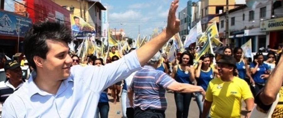 Evangelista é a opção de renovação do PSDB na capital maranhense