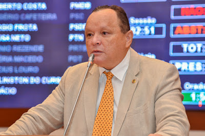 Paulo Neto cobra estrada para sua região