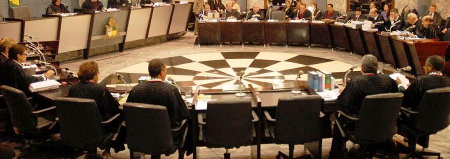 Desembargadores vão analisar ação do governo contra o Sindicato dos Servidores do Judiciário (imagem meramente ilustrativa)