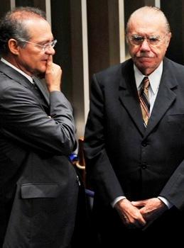 Com Calheiros, a garantia do equilíbrio político no Congresso