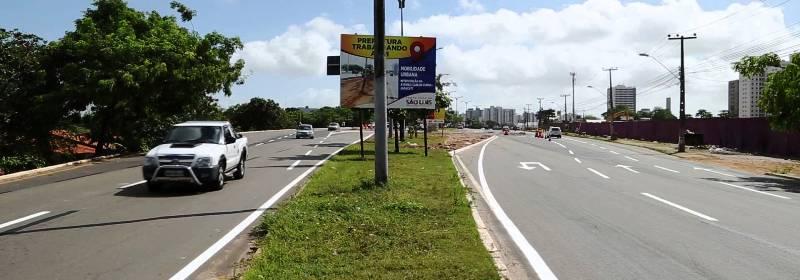 Muanças no traçado e alargamento das avenidas no Jaracaty deram maior fluidez ao trânsito e acabaram com a cauda nos retornos