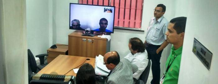 Jhonathan fala às autoridades direto do presídio de Campo Grande