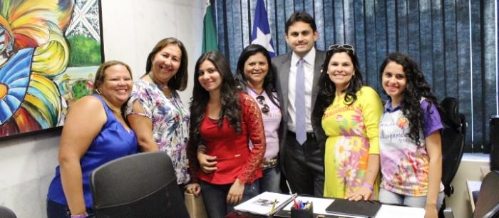 Juscelino Filho e as margaridas de Vitorino Freire