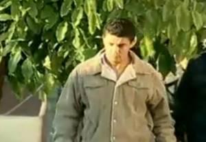 Capitão Paulo Xavier, preso em atitude suspeita