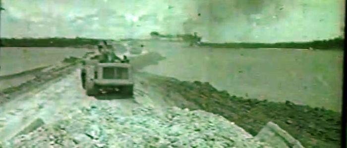 barragem do Bacanga, construída por Sarney: São Luís saindo da era rural