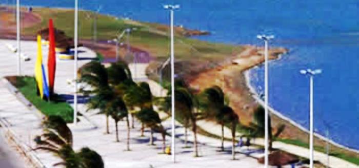 Lagoada Jansén, um dos muitos cartões-postais construídos por Roseana