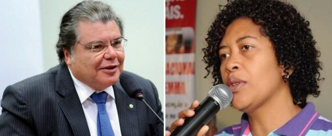 Sarney Filho e Rose Sales: projeto do PV em São Luís