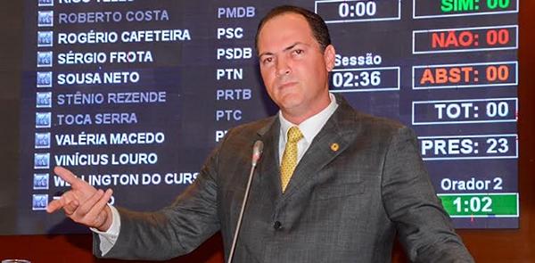 Sousa Neto sentiu-se traído no PTN e deve deixar a legenda