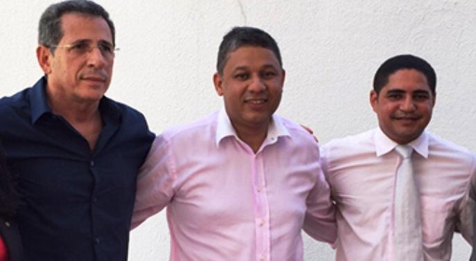 Zé Carlos, Honorato e Zé Inácio são opções de candidatura própria