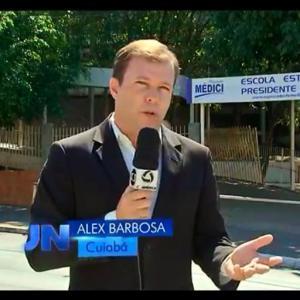 """Alex, em Cuiabá: """"caguetado"""" pelo MPF, que deveria apoiá-lo"""
