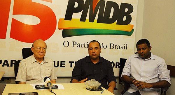 Ao lado de João Alberto e Roberto, Câmara entende que está na fila para ser presidente municipal