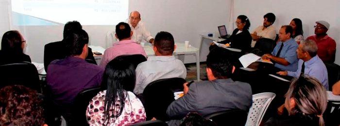 Ribamar Alves explica em audiência as contas da prefeitura