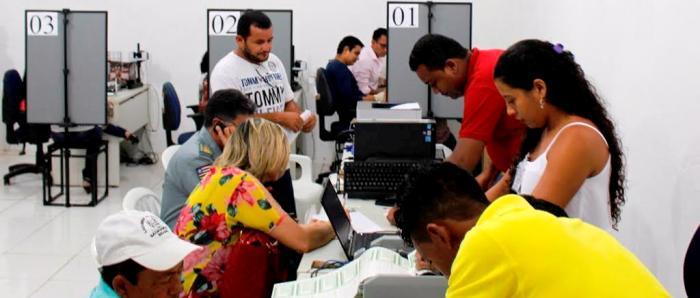 O atendimento aos eleitores será diário no posto do TRE em Santa Inês