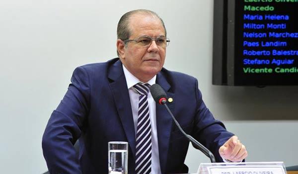 Hildo Rocha quer saber a situação atual dos recursos para o projeto