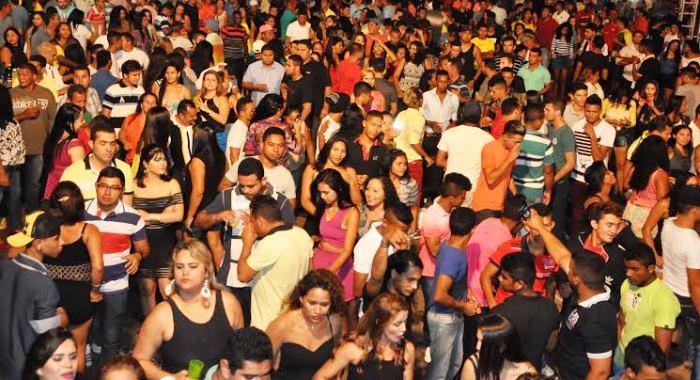 População participou e todas as atividades, sempre com a praça lotada
