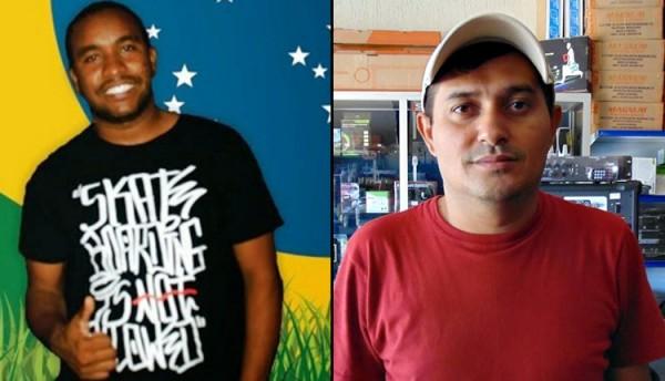 Diniz e Lano: executados por incomodar políticos
