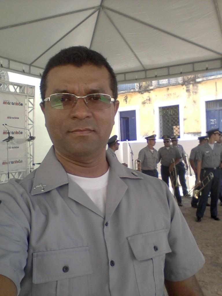 Sargento Ebnilson: vítima de perseguição